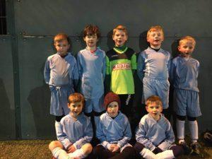 SA SODC U7s Vs Portsmouth FC